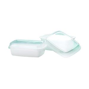Boîte plastique alimentaire avec couvercle 2,8Kg Mallard Ferrière