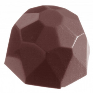 Moule Chocolat Diamant 3.1 cm (x21) Chocolate World