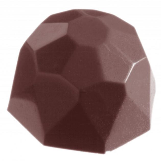 Moule Chocolat Diamant 3.1 cm (x21) Chocolate World