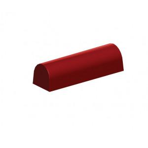 Moule à Bûche Ronde Plastique 26x8x H7 cm (x6)