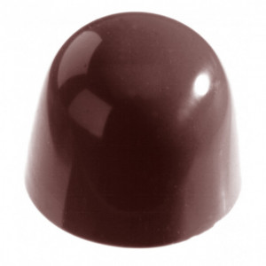 Moule à chocolat Globe Ø2.9 cm (x32) Chocolate World