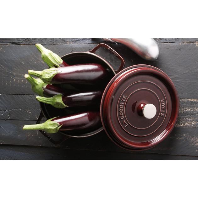 Cocotte ronde en fonte Made In France