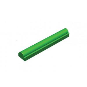 Moule à bûche Plastique Ronde Base Rectangle 50,5 cm (x12)