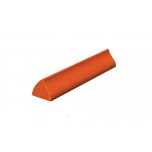 Moule à bûche Plastique Modèle Vague 50 cm (x12)