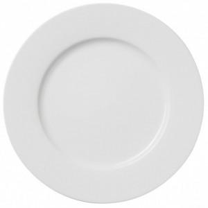 Assiette Plate Porcelaine 25cm Alaska French Classique Revol