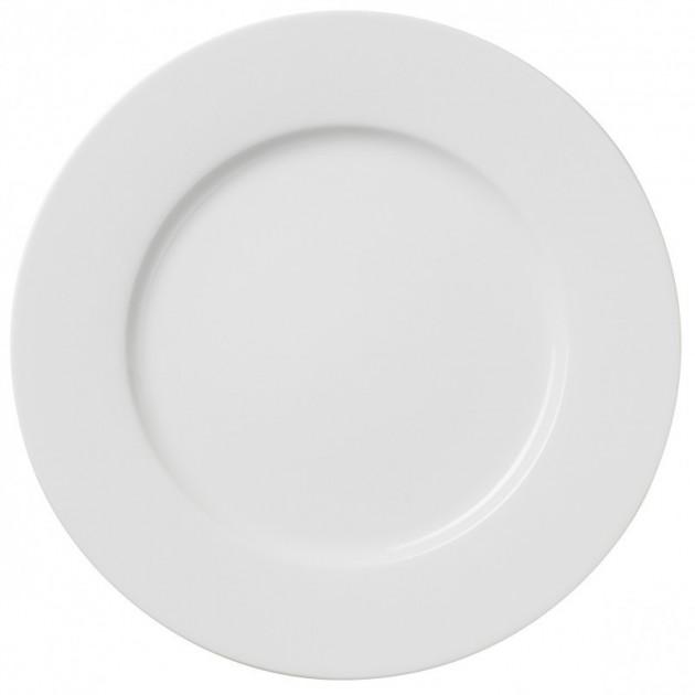 Assiette Plate Porcelaine 26cm Alaska French Classique Revol