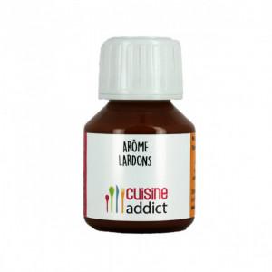 Arôme alimentaire Lardons 58 ml Cuisineaddict