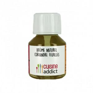 Arôme Alimentaire Naturel Coriandre (feuille) 58 ml Cuisineaddict