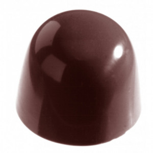 Moule à chocolat Globe Ø2.9 cm (x24) Chocolate World