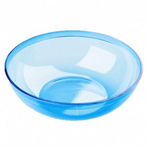 FIN DE SERIE Saladier Plastique Bleu 3,5L Crokus
