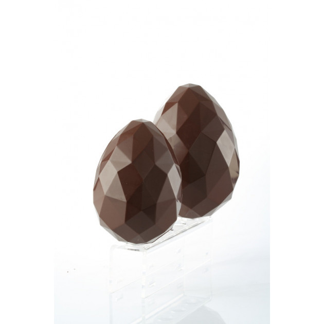 Moule a Chocolat Oeuf Origami 18 cm Barry