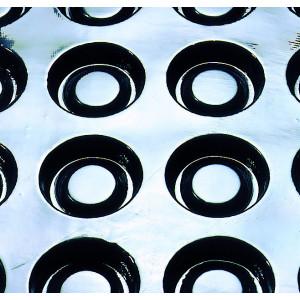 Fond de Pâte Tartelettes Flexipan - Moule silicone 60 x 40 cm