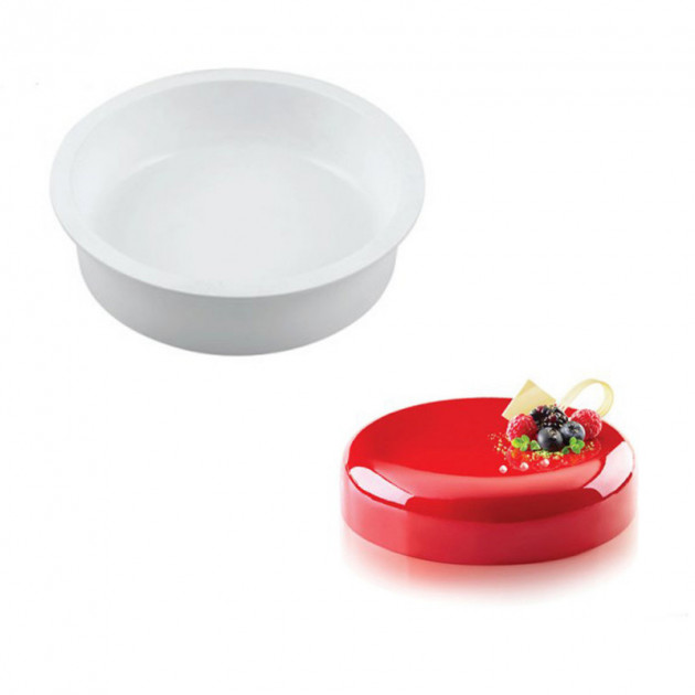 Moule a Manque Silicone Ø 180mm Silikomart