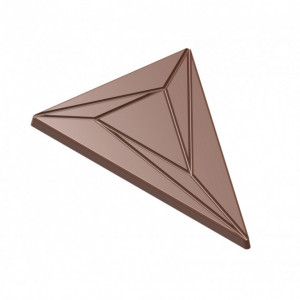 Moule Chocolat Triangle Design (x4) Chocolat Form