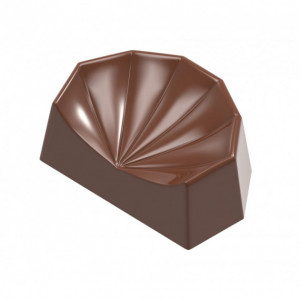 Moule Chocolat Coquillage (x16) Chocolat Form