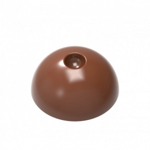 Moule Chocolat Demi-Sphère (x18) Chocolat Form