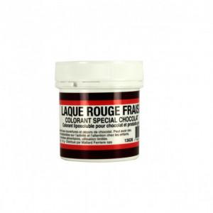 Colorant alimentaire Rouge Fraise E129 Poudre Liposoluble 15g