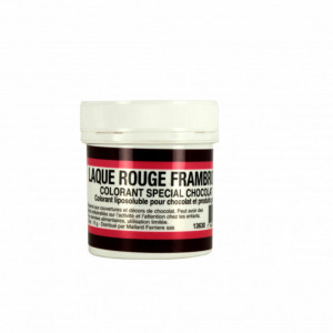 Colorant alimentaire Rouge Framboise Poudre Liposoluble 15g