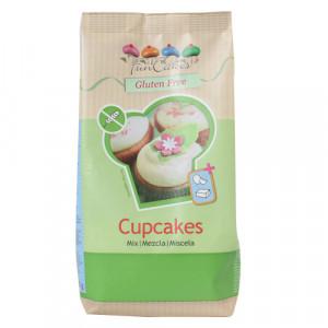 Préparation pour Cupcakes Sans Gluten 500 g Funcakes