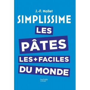 Livre de Cuisine Les Pâtes les + faciles du Monde, chez Hachette