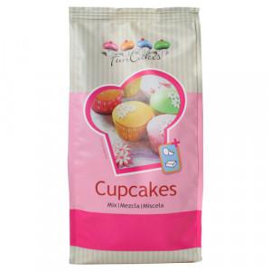 FIN DE SERIE Préparation pour Cupcakes 1 kg Funcakes