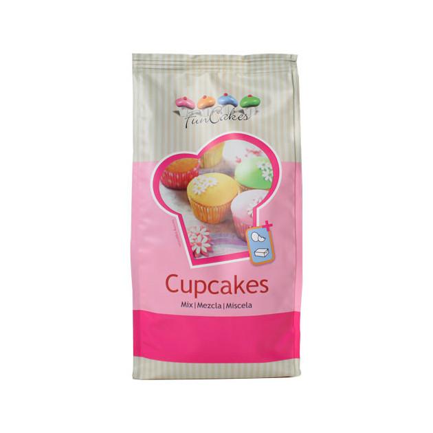 Preparation pour Cupcakes 1 kg Funcakes