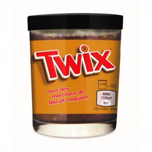 Pâte à Tartiner Twix avec Biscuits 200 g
