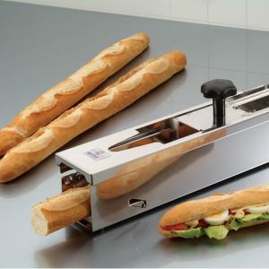 Ouvre-sandwich Inox avec poussoir