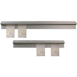 Porte Bon de Commande à billes Inox 92 cm