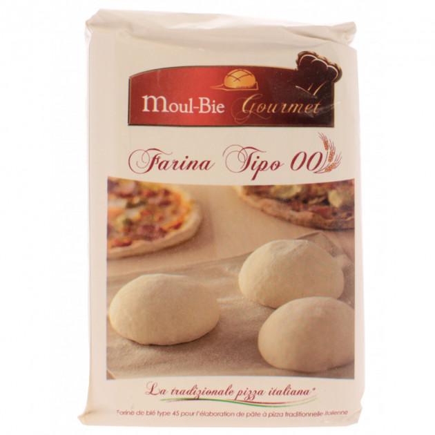 Farine pour Pizza Type 45 - Farine de Ble