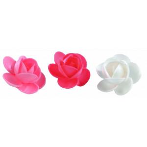 Roses en azyme assorties Ø5 cm (x36) Mallard Ferrière