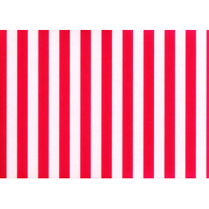 Feuilles de transfert chocolat lignes rouges 34 x 26,5 cm (x10)