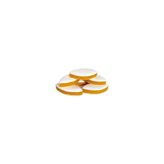 Calisson realises avec l'Emporte Piece Calisson 5.3 x 3 H 3 cm Inox Gobel