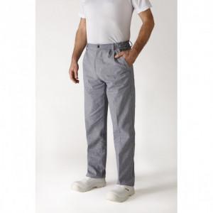 Pantalon de Cuisine Mixte pied de poule OURAL T.38 Robur
