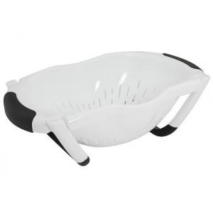 Passoire extensible pour évier blanche - Oxo Good Grips