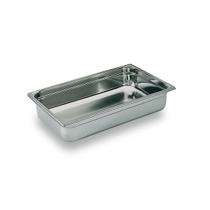 Bac Gastronorme Inox GN 1/1 H 5,5cm Matfer Bourgeat