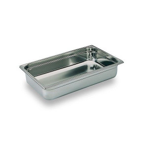 Bac Gastronorme Inox GN 1/1 H 6,5cm Matfer Bourgeat