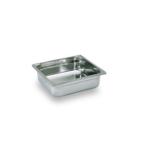 Bac Gastronorme Inox GN 2/3 H 6.5cm Matfer Bourgeat