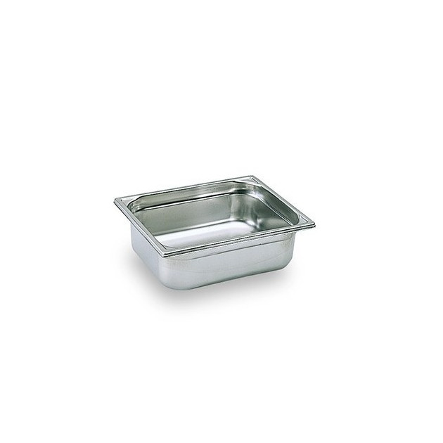 Bac Gastronorme Inox GN 1/2 H 2cm Matfer Bourgeat