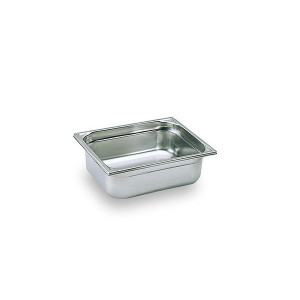 Bac Gastronorme Inox GN 1/2 H 4cm Matfer Bourgeat
