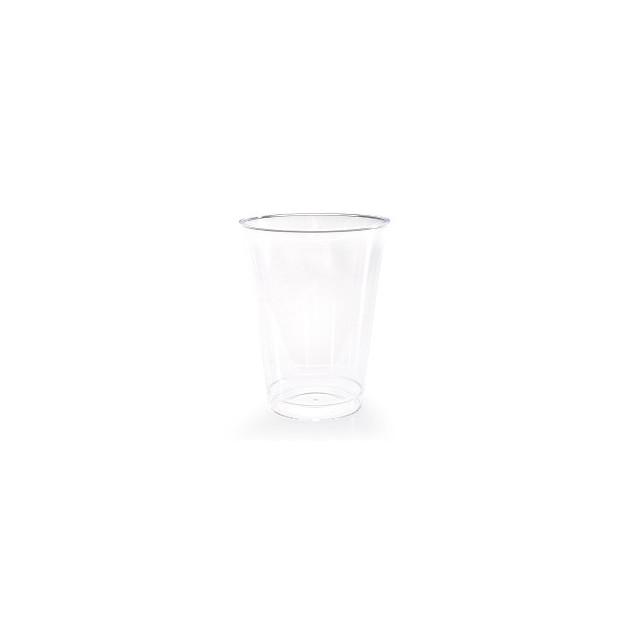 Gobelet plastique Cristal 23 cl (x25) Crokus