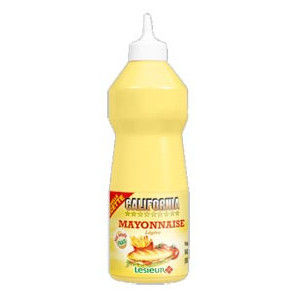 Sauce Mayonnaise légère California 950 ml