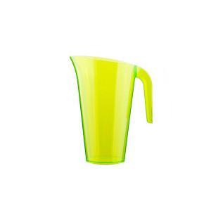 Pichet plastique Vert 1,5L Crokus