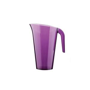 Pichet plastique Violet 1,5L Crokus