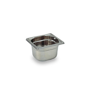 Bac Gastronorme Inox GN 1/6 H 15cm Matfer Bourgeat