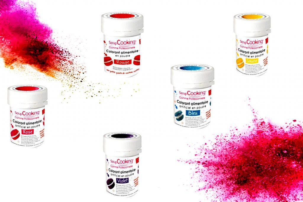 Solide ou liquide, dosage : vous saurez tout sur les colorants alimentaires !