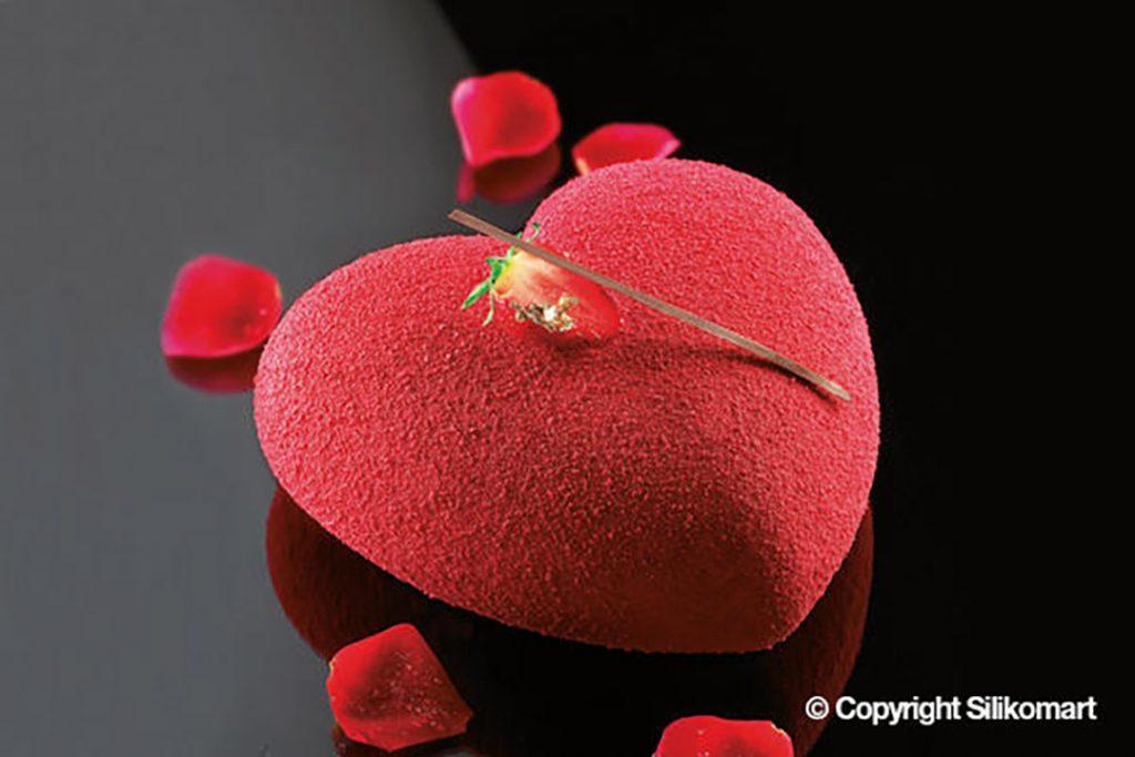 Sélection de Moule Gâteau spécial Saint Valentin : Dites-le avec une pâtisserie !