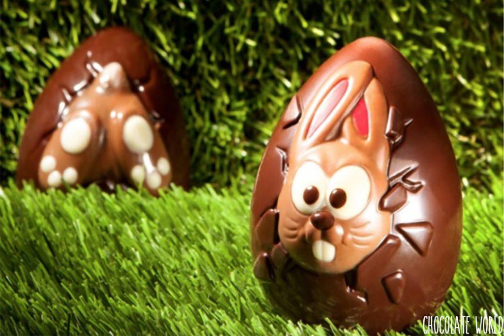 Chocolat de Pâques : comment réussir son moulage ?