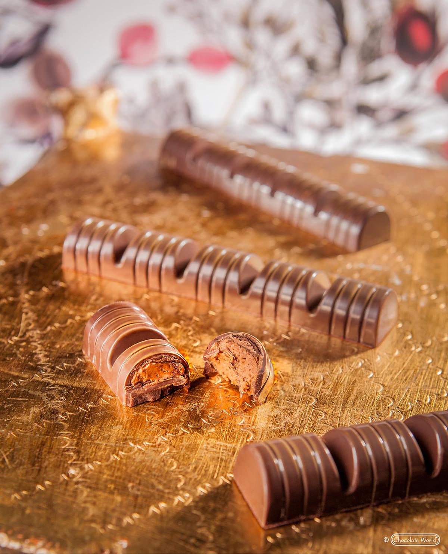 Moule Chocolat Barre Gourmande