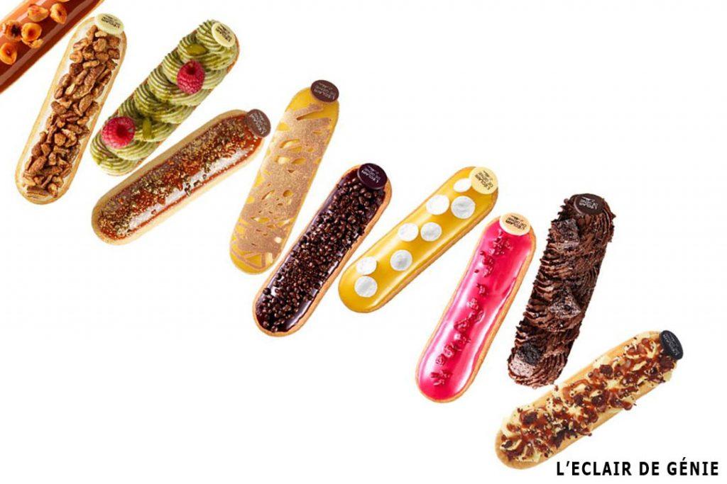 Éclair au chocolat : tout pour le glacer ou le décorer !